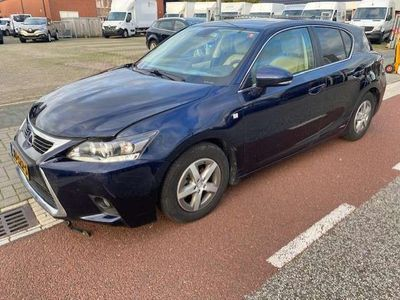 tweedehands Lexus CT200h 25th Edition HYBRID €7650,- NETTO NAVI KLIMA CAMER