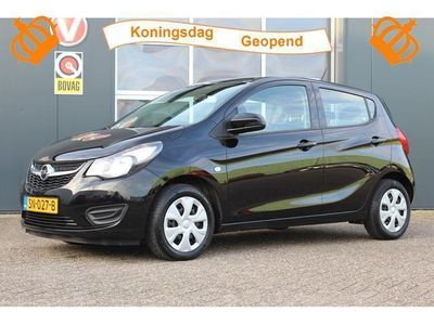tweedehands Opel Karl 1.0 ecoFLEX Edition (75pk) Airco/ Cruise/ Elek. pa