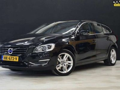 tweedehands Volvo V60 2.4 D6 AWD Plug-In Hybrid Summum EX BTW! [XENON, N