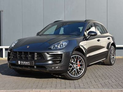 tweedehands Porsche Macan Turbo 2.0