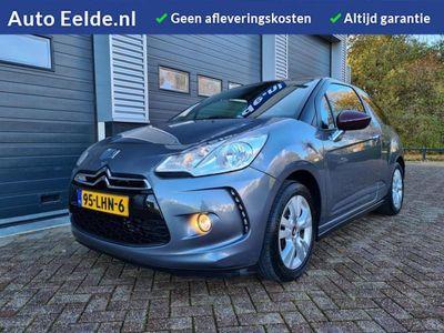 tweedehands Citroën DS3 1.6i 120PK So Chic + Airco + Cruise + 1e Eigenaar + LM Velgen!