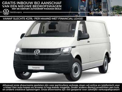 tweedehands VW Transporter 2.0 TDI L2H1 28 110 pk / Cruise Control / Airco /