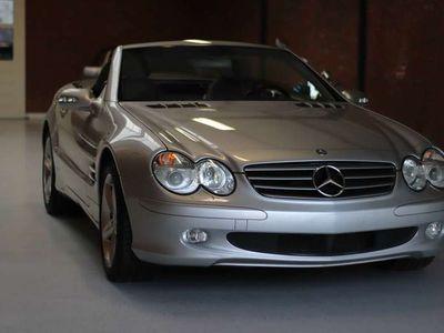 tweedehands Mercedes SL500 1e Eigenaar │ Youngtimer │
