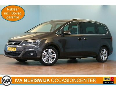 tweedehands Seat Alhambra 1.4 TSI Style Business Intense 7 persoons | CLIMA