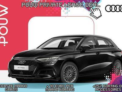 tweedehands Audi A3 Sportback 40 TFSI e 204pk S-tronic Business Edition + Zwart Optiekpakket