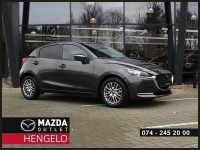 tweedehands Mazda 2 1.5i Signature MY2020 M Hybrid Led/Navi/Camera/Leder