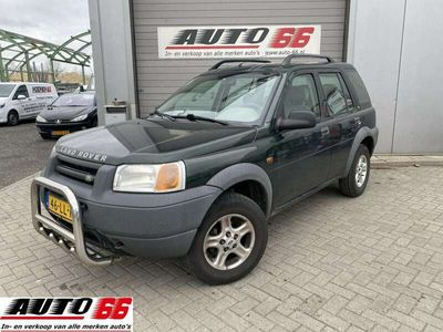 tweedehands Land Rover Freelander 1.8i S Wagon Airco e ramen