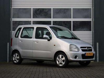 tweedehands Opel Agila 1.2-16V Maxx Stuurbekrachtiging/LM.Velgen/APK:06-1
