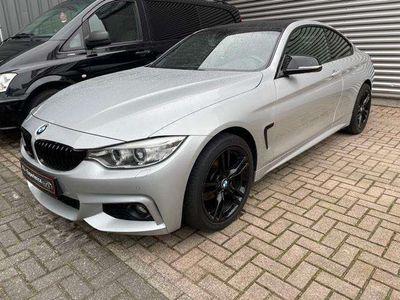tweedehands BMW 420 420 Coupé i Executive 2X M-SPORT NAVI 185 PK