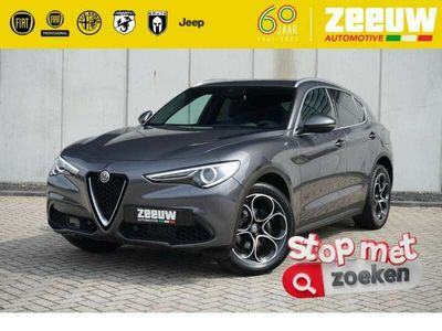 "tweedehands Alfa Romeo Stelvio 2.0 Turbo 280 PK AWD Super | Veloce | Carplay | BTW | 20"""