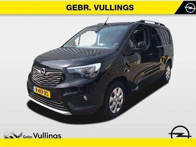 tweedehands Opel Combo 1.5D L2H1 Innovation Camera, Navi, Bluetooth, Cruise, Carplay