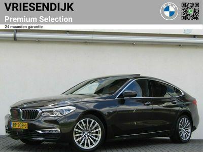 tweedehands BMW 630 6-SERIE Gran Turismo d High Executive Luxury Line | Head-Up Display | Driving Assistant Plus | Glazen panoramadak | Stuurwielrand verwarmd | Soft Close |