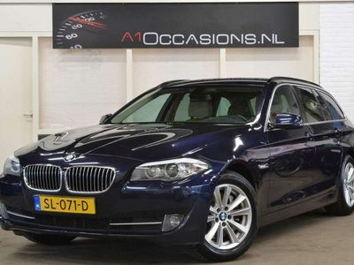 tweedehands BMW 525 525 Touring LEDER + NAVI! d