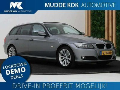 tweedehands BMW 318 3 Serie Touring i Luxury Line | Leder | Panoramadak | Xenon | Trekhaak