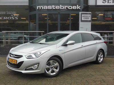 tweedehands Hyundai i40 1.7 CRDi Business Edition NAVIGATIE - CAMERA - Nu met extra hoge inruil! LED Staat in Hoogeveen