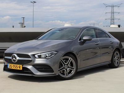 tweedehands Mercedes CLA200 Business Solution Plus AMG Automaat