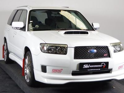 tweedehands Subaru Forester STI now in holland Auction report avaliable