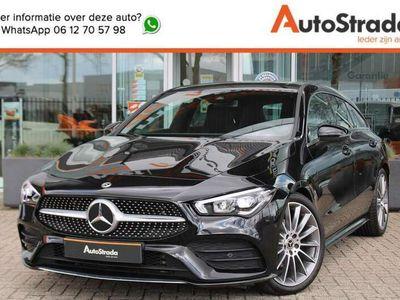 tweedehands Mercedes CLA180 Shooting Brake AMG-Line NIEUW MODEL 136pk I MBUX I