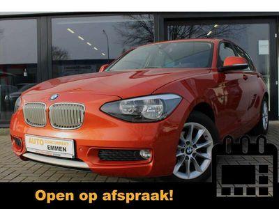 tweedehands BMW 114 114 i Urban Line + SPORTSTOELEN + LM VELGEN + AIRCO