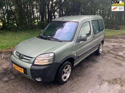 tweedehands Peugeot Partner MPV 1.6-16V VTC
