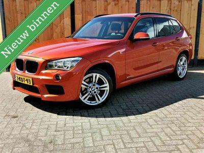 tweedehands BMW X1 20i 184pk M-Pakket | Xenon | Afn. thaak | Leder |