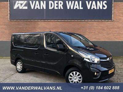 tweedehands Opel Vivaro 1.6 CDTI L1H1 Sport | Airco Cruisecontrol Navigati