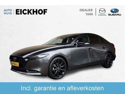 tweedehands Mazda 3 2.0 SkyActiv-X Automaat Black Edition Luxury