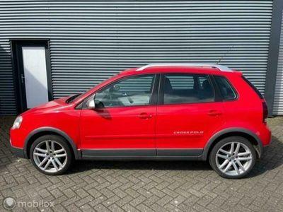 tweedehands VW Polo Cross 1.4 TDI DRF Zeer nette Auto Airco