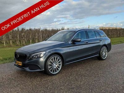tweedehands Mercedes C350 Estate e Lease | BTW | AMG-Velgen | Burmeister | L