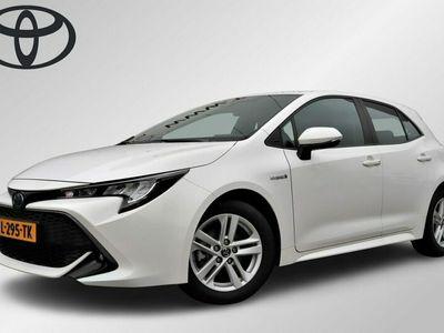 tweedehands Toyota Corolla 1.8 Hybrid Business Navigatie-Parkeercamera