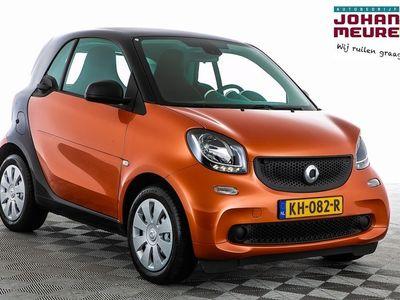tweedehands Smart ForTwo Coupé 1.0 Pure Urban   Cool and Audio   1e Eigenaar -A.S. ZONDAG OPEN!-