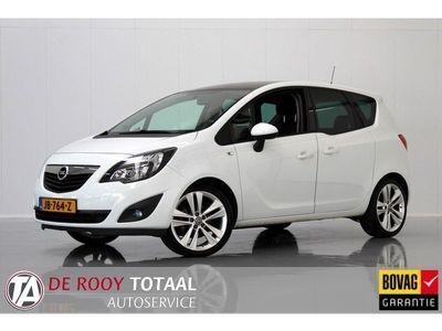 "tweedehands Opel Meriva 1.4 Turbo Edition 120PK, AIRCO | 18""LMV | CRUISE"
