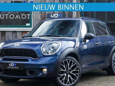 tweedehands Mini Cooper S Countryman ALL4 Chili JCW