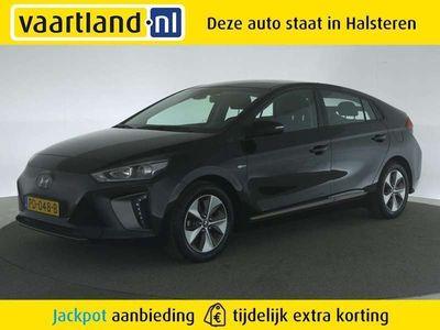 tweedehands Hyundai Ioniq Comfort EV [ wegenbelastingvrij 4% tot 07-2022] Ex BTW