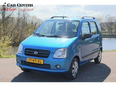 tweedehands Suzuki Wagon R+ 1.3 FreeStyle Automaat, Airco, Electrische ramen,
