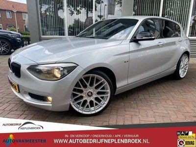 tweedehands BMW 118 118 i Business+ (bj 2012, automaat) 19inch,Navi,Cru