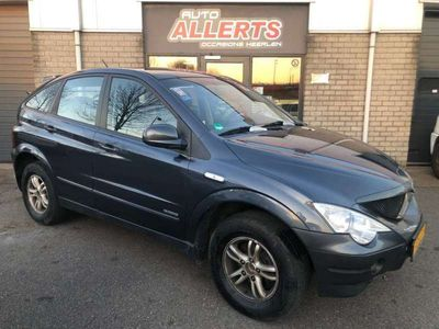 tweedehands Ssangyong Actyon A230 4WD DYNAMIC