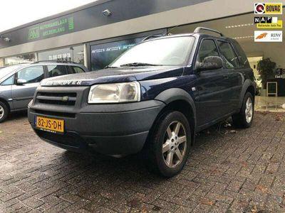 tweedehands Land Rover Freelander 1.8i GS Wagon inruilKoopje/Airco/ElecRamen/Lmv