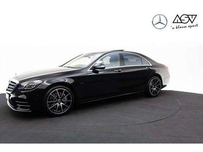 tweedehands Mercedes S560 560e Lang Premium Plus AMG Widescreen, Panoramadak