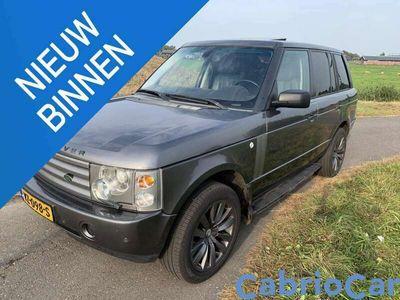 tweedehands Land Rover Range Rover Range Rover 2.9 Td6 SEGrijs Kenteken 2