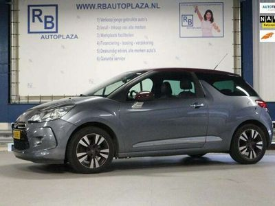 tweedehands Citroën DS3 1.6 So Chic / Leer / Clima / Velg / Uniek ! ! !