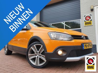 tweedehands VW Polo Cross 1.2 TSI LEER ALCANTARA / NIEUWSTAAT