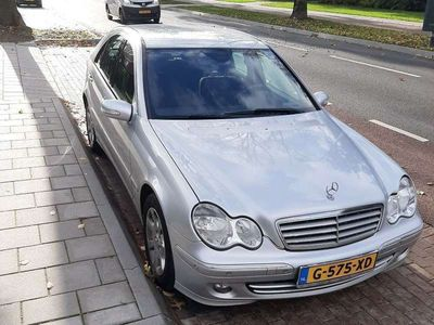 tweedehands Mercedes C220 CDI Automatik elegance