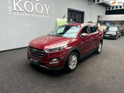 tweedehands Hyundai Tucson 1.6 T-GDi i-Motion 170 PK 6 tot 12 maanden garanti