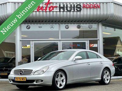 tweedehands Mercedes CLS320 CDI Prestige *Origineel NL* 2e eig.
