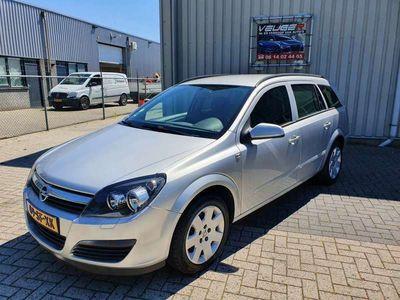 tweedehands Opel Astra Wagon 1.6 Edition Leuke en goed onderhouden A