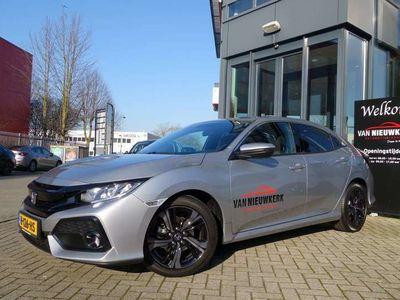 tweedehands Honda Civic 1.0 i-VTEC Turbo 126pk Automaat Elegance Uitblinker in Rijgedrag&Veiligheid