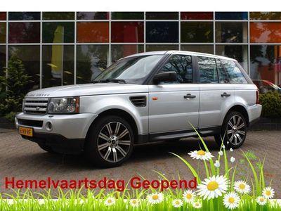 tweedehands Land Rover Range Rover Sport 2.7 TdV6 SE *AUT.* / NAVI / LEDER / XENON / TREKHAAK / AIRCO-ECC / CRUISE CTR. / LMV ** 5 MEI GEOPEND VAN 10:00 TOT 14:00 **