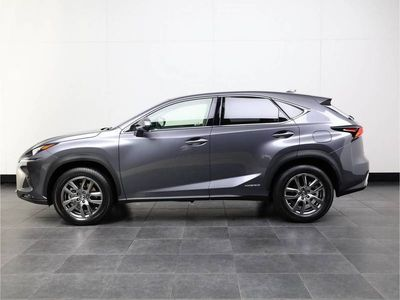 tweedehands Lexus NX300h AWD Luxury Line Panoramadak,camera, Leder,lane assist, Trekhaak,keyless,adaptief cruise control