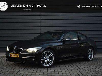 tweedehands BMW 420 420 Coupé i 184PK HIGH EXECUTIVE | M-PAKKET | PROF.